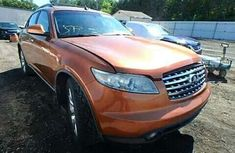 Clean Tokunbo Infinity Fx35 2010 For Sale