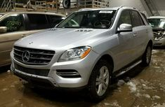 Clean and sound direct tokunbo Mercedes Benz Ml350for sales