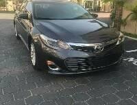 Almost brand new Toyota Avalon Petrol 2013