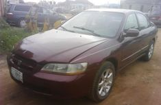 Honda Accord 2000 Automatic Petrol ₦345,000