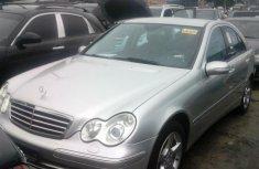 Almost brand new Mercedes-Benz C240 Petrol 2002