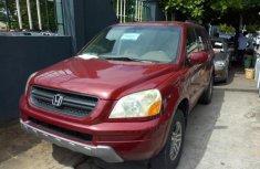 Honda Pilot 2004 ₦1,670,000 for sale
