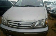 Toyota Sienna 2003 Automatic Petrol ₦1,900,000