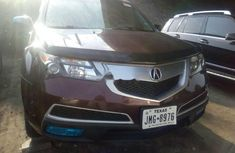 2011 Acura MDX Automatic Petrol well maintained
