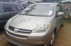 2007 Toyota Sienna Automatic Petrol well maintained
