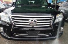 Lexus LX 2015 Automatic Petrol ₦30,000,000