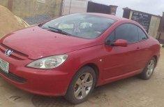 2005 Peugeot 307 for sale
