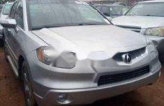 Acura RDX 2007 Petrol Automatic Grey/Silver