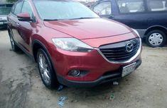 Almost brand new Mazda CX-9 Petrol 2014
