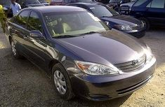 Clean and sound direct tokunbo 2004 Toyota Camry 2.2 for sale