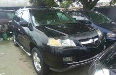 Acura MDX 2005 Petrol Automatic Black