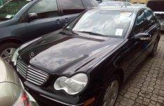 Mercedes-Benz C240 2002 ₦2,500,000 for sale