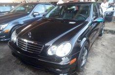 2007 Mercedes-Benz C240 Petrol Automatic
