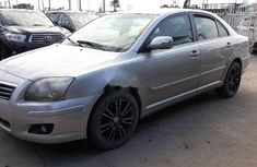 Toyota Avensis 2008 ₦1,395,000 for sale