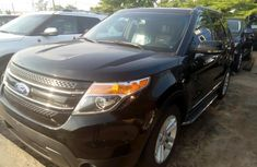 2012 Ford Explorer Automatic Petrol well maintained