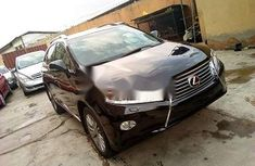 2013 Lexus RX Automatic Petrol well maintained