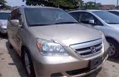Almost brand new Honda Odyssey Petrol 2006