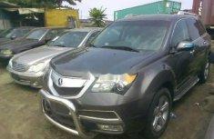Acura MDX 2012 Petrol Automatic Grey/Silver