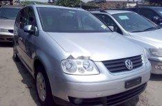Volkswagen Touran 2005 Petrol Automatic Grey/Silver