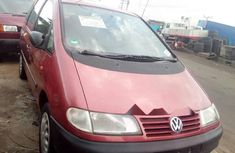 Volkswagen Sharan 1998 Petrol Automatic Red