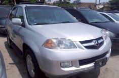 Acura MDX 2005 Petrol Automatic Grey/Silver