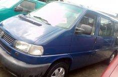 Volkswagen Transporter 2002 Manual Petrol ₦2,500,000