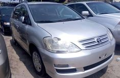 Almost brand new Toyota Avensis Petrol 2006