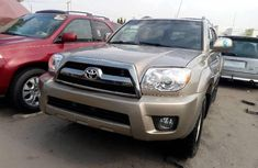 Almost brand new Toyota 4-Runner Petrol 2006