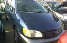 2001 Toyota Sienna for sale in Lagos