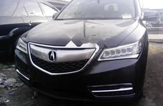 Almost brand new Acura MDX Petrol 2015