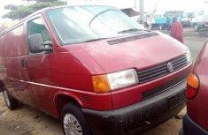 Almost brand new Volkswagen Transporter Petrol 1998