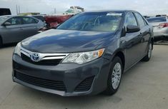 Clean and sound direct tokunbo 2013 Toyota Camry  for sale