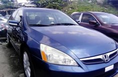 Clean Tokunbo Honda Accord EOD 2004 For Sale