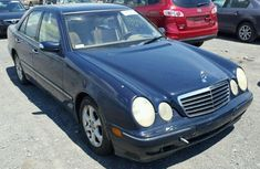 Mercedes Benz E350 2002 for sale