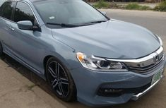 Honda Accord 2016 Automatic Petrol ₦5,500,000