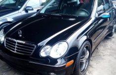 Mercedes-Benz C230 2005 Petrol Automatic Black