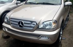 Mercedes-Benz ML 320 2003 ₦2,950,000 for sale