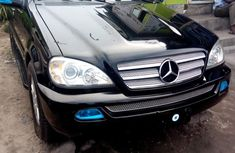 2005 Mercedes-Benz ML 320 Automatic Petrol well maintained
