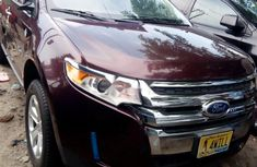 2012 Ford Edge Automatic Petrol well maintained