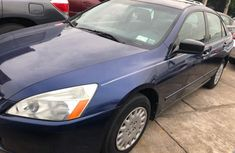Honda Accord blue 2004 for sale