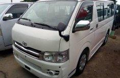 Toyota HiAce 2010 Petrol Automatic Green