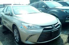 Almost brand new Toyota Camry Petrol 2017