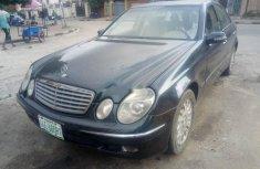 Mercedes-Benz E320 2003 ₦1,650,000 for sale