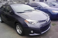 2014 Toyota Corolla Automatic Petrol well maintained