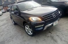 Almost brand new Mercedes-Benz ML350 Petrol 2014