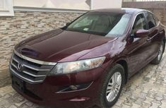 Honda Accord CrossTour 2012 Petrol Automatic Red