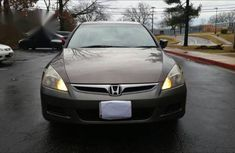 Tokunbo Honda Accord 2007 for sale