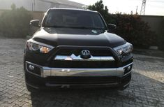 Toyota 4-Runner 2017 Petrol Automatic Black