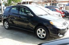 Toyota Matrix 2006 Petrol Automatic Black