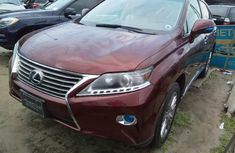 2012 Lexus RX Automatic Petrol well maintained